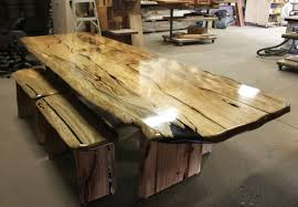 table with bench seat timber dining tables time 4 timber