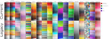 new orokin colour palette warframe