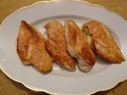cuisiner des filets de poulet blancs de poulet cuisson basse température