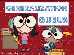 making generalizations reading comprehension pinterest