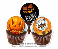 Halloween Cake Decorations Edible Online Get Cheap Halloween Party Cakes Aliexpress Com Alibaba Group