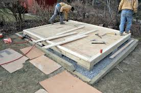 How To Build A Shed Step By Step by How To Build A Shed With A Record 100 Pics Vids And Diagrams