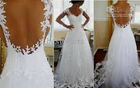 simple open back wedding dresses simple lace open back wedding dress topclotheshop