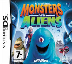 monsters alien nds game free pc download play monsters