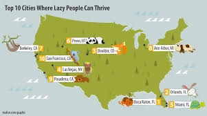 Ann Arbor Zip Code Map by Miami Ranked Fifth Laziest City In The U S Miami New Times