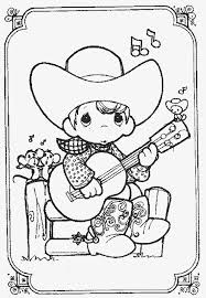 coloring u0026 activity pages precious moments boy playing guitar
