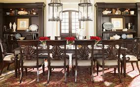 Dining Room Furniture - Colonial dining room furniture