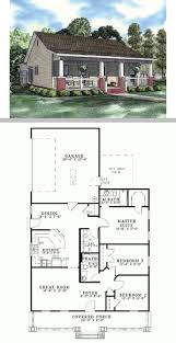 Lake Home Plans Narrow Lot by 372 Best Home Plans Images On Pinterest Small House Plans House