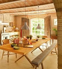 Farmhouse Interior Design Farmhouse With Romantic And Warm Interior Decoholic