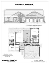Traditional Floor Plan Floor Plans Traditional Homes Inc Traditional Homes Inc
