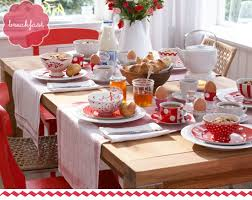 how to set a table for breakfast breakfast table stylizimo