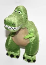 toy story rex disney store plush stuffed dinosaur rex