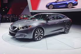 2016 nissan altima quarter mile 2016 nissan maxima debuts in new york priced at 33 235