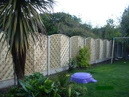 decorative garden fence panels fences pvc fencing decking loversiq