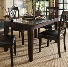 Dining Room Furniture Montreal A America Montreal 132 Rectangular Dining Table With