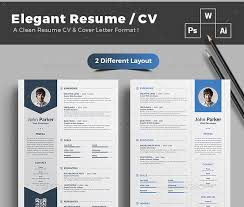 E Resume Best Resume Templates And Cvs To Use To Get Your New Dream Job In