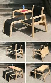 Fold Away Furniture by Best 20 Foldable Table Ideas On Pinterest Space Saving Table
