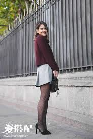 Choose The Simple But Elegant Autumn This Simple Dress Color Collocation But Unusual Fashion