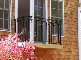 balcony railing design concrete patio designs modern coffee table