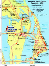 port canaveral map cape canaveral wikitravel