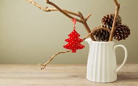 christmas decorations pine cones new year holiday 6916376