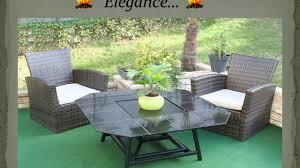 Table De Jardin En Palette De Bois by Table Basse De Jardin Avec Foyer Wikinoo Fire Pit Youtube