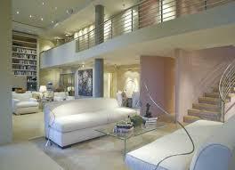 Living Room Built In Living Modern Living Room With Pendant Light U0026 Loft In Atlanta Ga