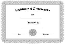 award template award certificate template certificate