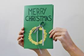 excellent how to make a christmas card surprising christmas