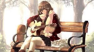 anime music girl wallpaper music guitar anime girl hd wallpapers 5 1920x1080 wallpaper