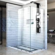 Shower Door Water Guard Shower Bathtub Doors You Ll Wayfair