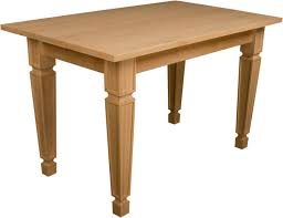 dining table kit mission style