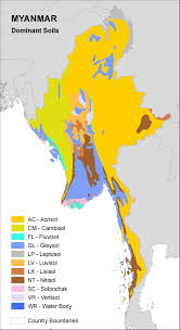 Irrawaddy River Map The Geology Of Burma Myanmar An Annotated Bibliography Of