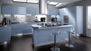 meuble cuisine bleu meubles cuisine bleu gris photos lalawgroupus meuble mur laqué