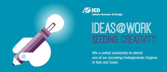 ideas work seeding creativity ied istituto europeo di design