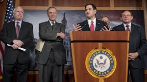 james comey gang of eight meet the gang of 8 senators on immigration reform include marco