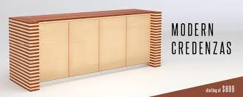 Credenzas Modern Credenzas Contemporary Office Furniture 90 Degree