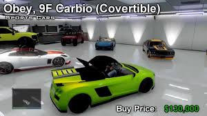 Awesome Car Garages Gta 5 Online Awesome Garage Tour Youtube