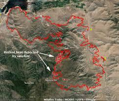 Wyoming Wildfires Map 2016 U2013 Page 60 U2013 Wildfire Today