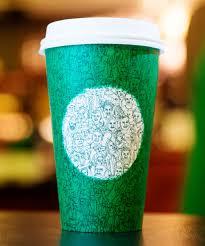 starbucks thanksgiving day starbucks new holiday drink menu green cups