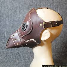 vintage plague doctor mask for your halloween plague doctor costume