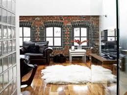 Industrial Living Room Designs Industrial Living Room Interior - Industrial living room design ideas