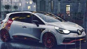 renault clio sport 2015 renault clio rs trophy leaked before geneva debut