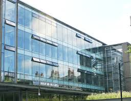 Schuco Curtain Wall Systems City U0026 Islington College Prism Architectural Limited