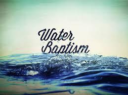 water baptism in jesus u0027 name explained youtube