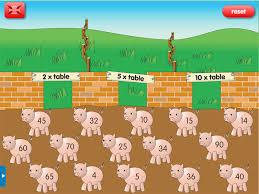 pig pen number sort a year 4 factors u0026 multiples worksheet