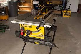 dewalt table saw folding stand dewalt dwe7490x table saw review tool box buzz tool box buzz