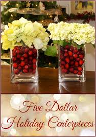 how to make a christmas floral table centerpiece 5 holiday centerpieces doing this for christmas good idea