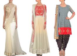 how to choose an indian wedding dress style for your body shape