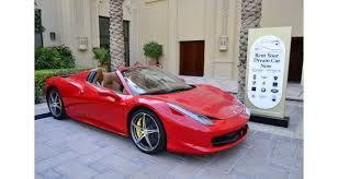rent a 458 rent 458 dubai uae ff rental dubaifor rent